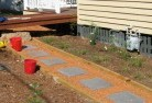 Bellevue Heights Hard landscaping surfaces 22